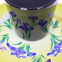 イリュージョンコースター燕子花(かきつばた)・グラスセット